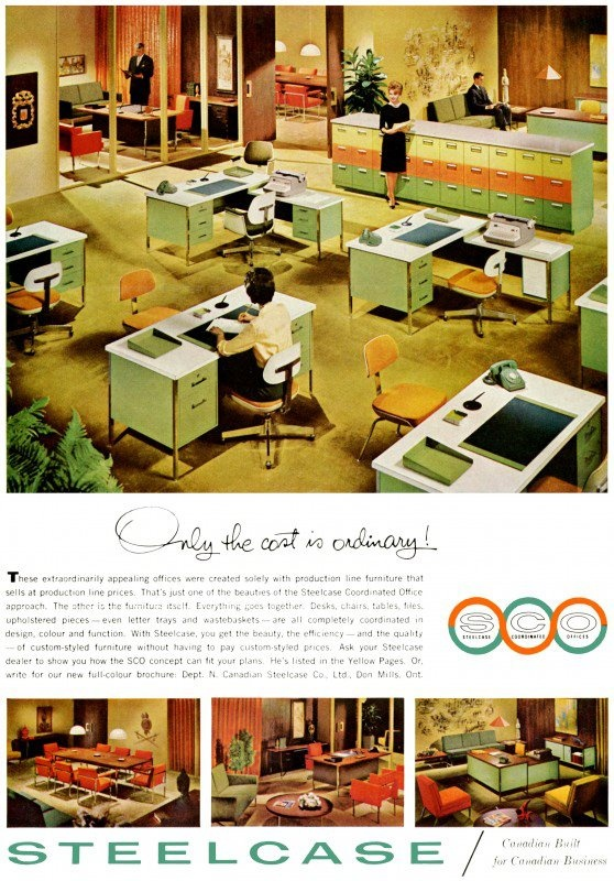 1000 ideas about retro office on pinterest vintage office offices