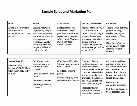 Marketing Action Plan Template Excel Awesome Free Sales Plan Templates Free Printables Wor Marketing Plan Template Sales Strategy Template Action Plan Template