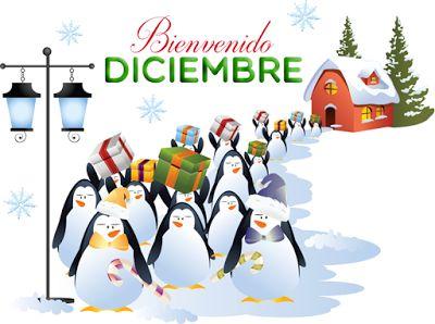 Banco de Imágenes Gratis: Bienvenido Diciembre - El mes más hermoso del año