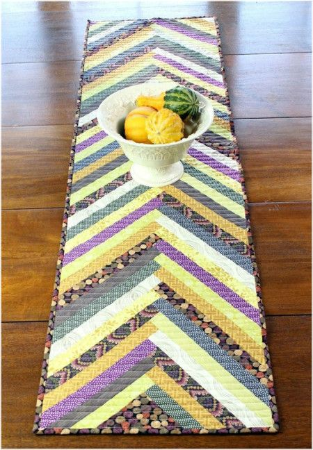 Braid Quilt Pattern Table Runner : 1000+ images about table runners on Pinterest
