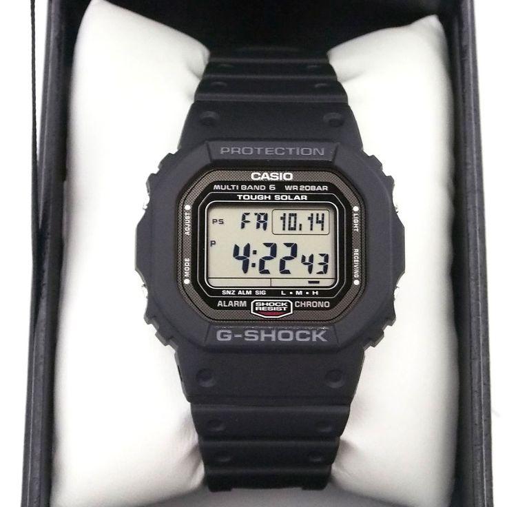 CASIO G-SHOCK GW-5000-1JF ORIGIN  Multiband 6 New in Uhren & Schmuck, Armband- & Taschenuhren, Armbanduhren | eBay!