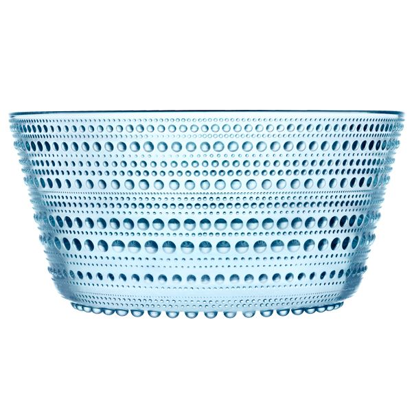 Finnish Design Shop  Kastehelmi bowl 1,9 L, light blue