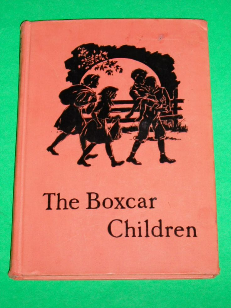 Loved this book when I was a kid