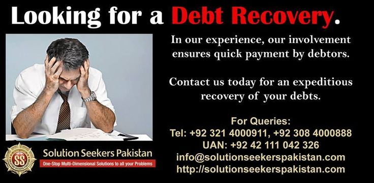 Turn Your Bad Debts in Assets.  General Attorneys for #Property #Disputes, Debt #Recoveries and Legalization of Documents For International Business Partners, #Banks, #Businessmen, NGOs, Govt. Departments, Individuals, #Overseas Pakistanis, Foreign Nationals & Corporations.  Corporate Legal Services Company in Lahore Pakistan Specialized #B2B and #B2C #Collection #Services Provider  #UK #USA #Dubai #MyDubai #UAE #england #London #Pakistan http://www.solutionseekerspakistan.com/