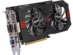 ASUS GTX750TI-OC-2GD5 GeForce GTX 750 Ti 2GB 128-Bit GDDR5 PCI Express 3.0 HDCP Ready Video Card