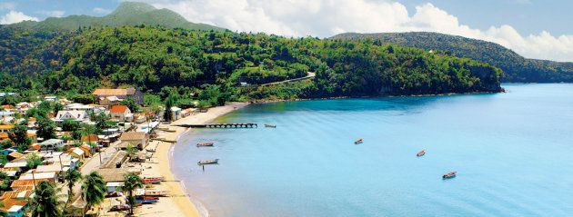 Air France and Air Antilles Express sign a partnership between Fort de France and Saint Lucia