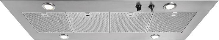 "View the Electrolux EI48HI55K 48"" Custom Range Hood Insert with Luxury-Design Lighting at Build.com."