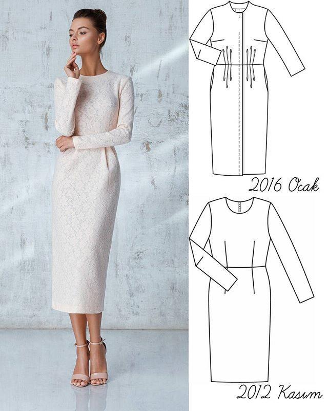 Moda dikiş giyim aksesuar tasarım tesettür diy kombin hijab fashion anne bebe… – TC Nilüfer Soyupak