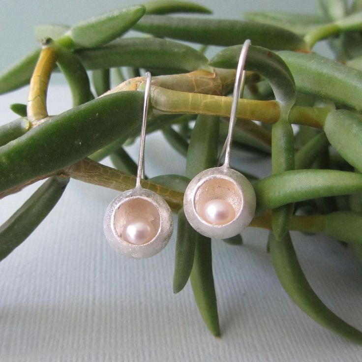 Sterling Silver Measures approximately 3 cm high and 1.2 cm wide Also available in Rose Gold - check under products Wear these versatile earrings to make a stun