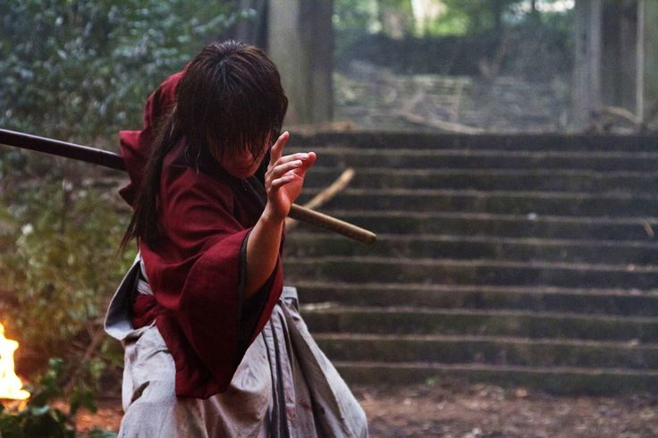 Image result for rurouni kenshin movie