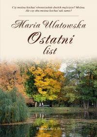 Ostatni list-Ulatowska Maria