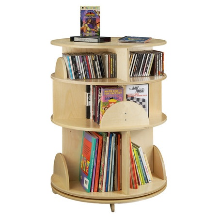 Whitney Brothers Book Carousel