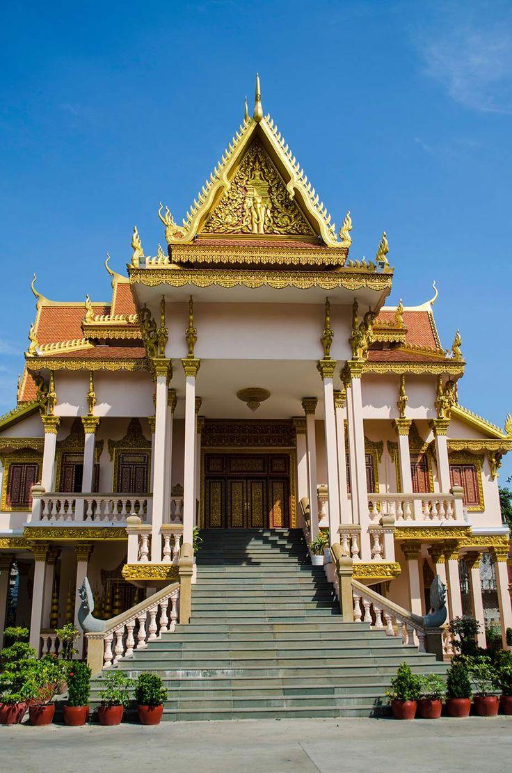 Visitar uno de sus templos, como Wat Lanka - Diez cosas que hacer en Phnom Penh