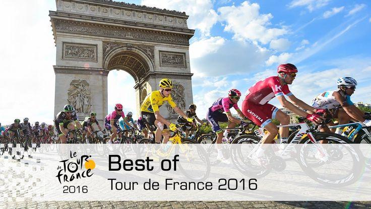 103. edycja Tour de France przeszła do historii. Zobacz podsumowanie i VIDEO z najlepszymi fragmentami Tour de France 2016
