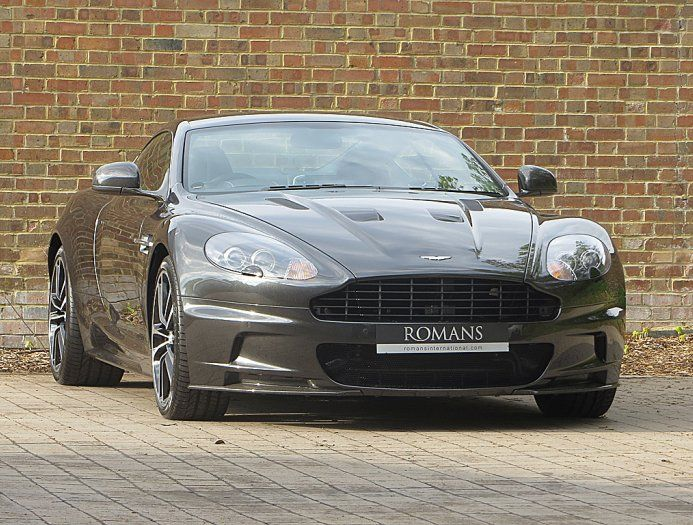 2012 (61) Aston Martin DBS Carbon Edition | Ceramic Grey