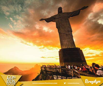 Haftanın yurtdışı seyahat önerisi: Rio, Brezilya. Rio de Janeiro, bulunduğu eyaletin başkenti ve Brezilya'nın en büyük ikinci kentidir. #travel #traveling #travelgram #trip #brasil #rio