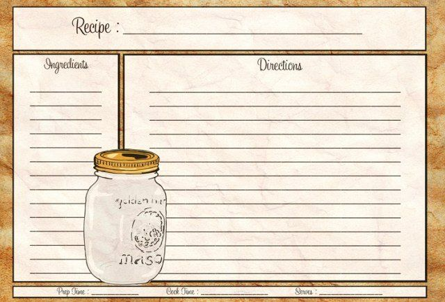 Free Printable Minimalist Recipe Cards The Cards Are Editable In Adobe Reader Download Them From Ht Recipe Cards Recipe Cards Printable Free Diy Recipe Cards