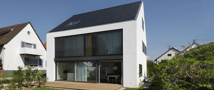 Kai Dongus - Architekturbüro in Ludwigsburg: Einfamilienhaus S