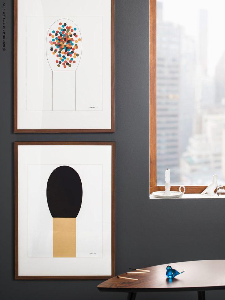 Idag kommer nyheten ÖNSKEDRÖM till IKEA. Kollektionen består av bland annat brickor, koppar, underlägg, textilier, konstkort och affischer. Alla med fantasifulla grafiska illustrationer - signerade Olle Eksell.  I samband med att kollektionen landar i varuhusen släpper vi även den nya boken: Olle Eksell – Javisst!
