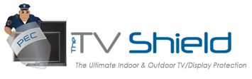 "The TV Shield 40-50"" weatherproof TV enclosure"