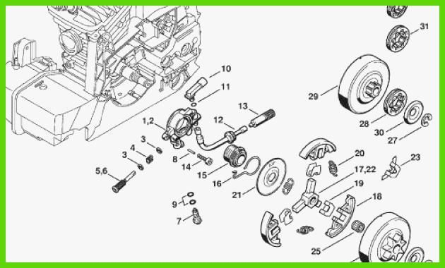 Stihl Ms250 Parts Diagram- Allowed to help my blog, on this time I am going to explain to you in ....