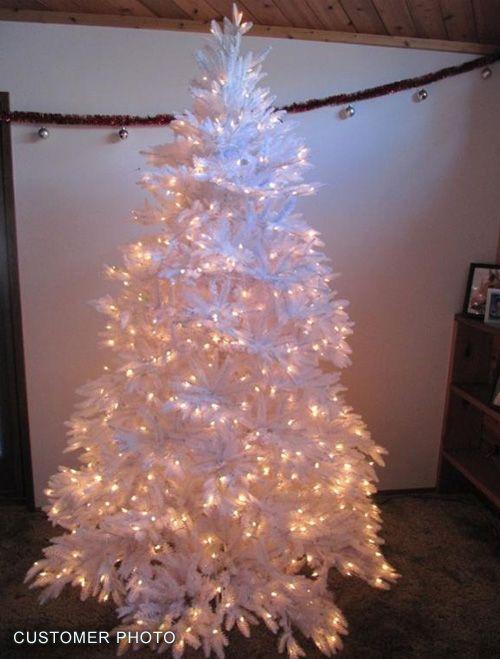 43 Best White Christmas Images On Pinterest Balsam Hill