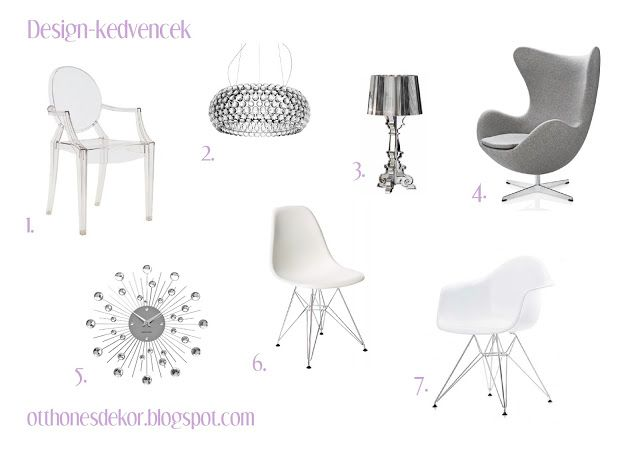 design kedvencek, design favorites