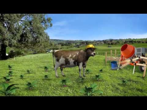 Hats on Farms-Animated Moovie