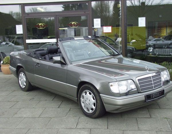 60 best mercedes cabrio w124 images on pinterest. Black Bedroom Furniture Sets. Home Design Ideas