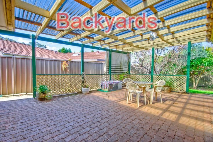 18 Australorp Back, Seven Hills NSW homes for sale Seven Hills NSW Backyards form homes we have sold in our local area through our Elders Real Estate Agency to help you with your own Backyard ideas. This will also help you get a feel for the area. Go to for more information about the area http://www.elderstoongabbie.com.au/ or call us on 02 9896 2333