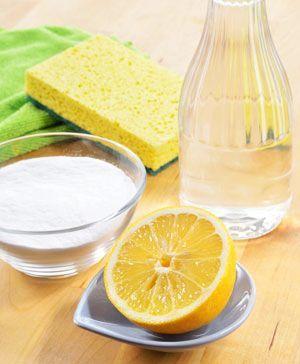 Soluții de Spălat Fructele și Legumele de Pesticide – Bicarbonat, Lămâie, Sare și Oțet