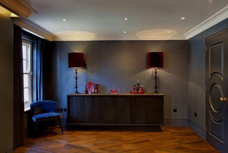 Spin Lamps By Porta Romana Beverley Barnett Interiors Luxury