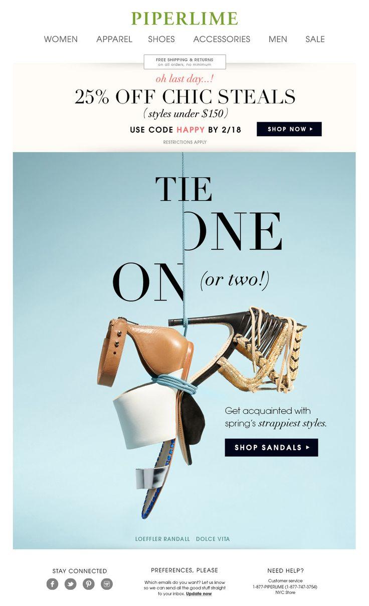 Last day! 25% off styles under $150 + Spring sandal sneak peek | Awesome Screenshot