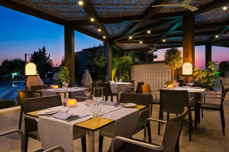 Romantic Dining Retreat - Aquamarine a la carte restaurant
