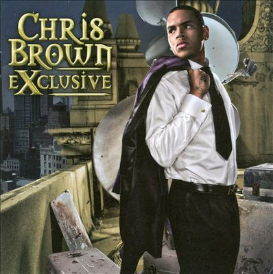 "This was Chris Brown's sophomore album, Exclusive. This album contained one of his fans favorite songs ""Kiss Kiss"""