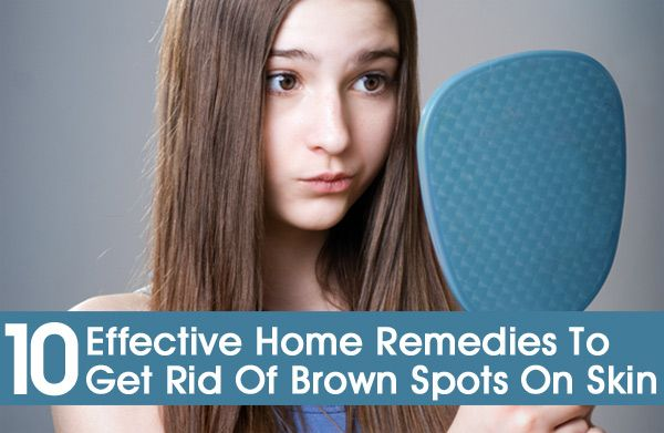 how to get rid of brown patches on skin