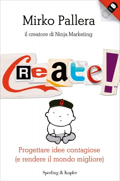 Create! Nuovo Libro Ninja :)