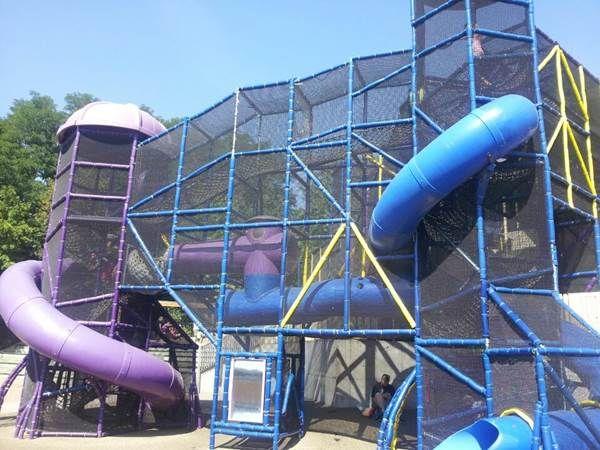Minnesota's 9 Coolest Playgrounds