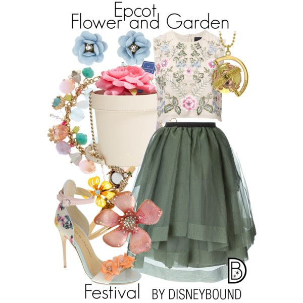 Disney Bound - Flower and Garden Festival