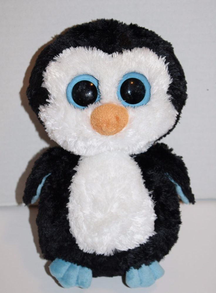 128 Best Ty Beanie Babies Pluffies Beanie Boos Images On