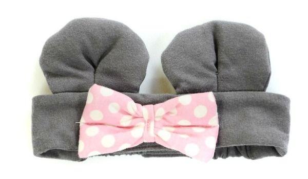 Opaska Disney GEORGE Myszka Minnie http://dzieciociuszek.pl/products/31011