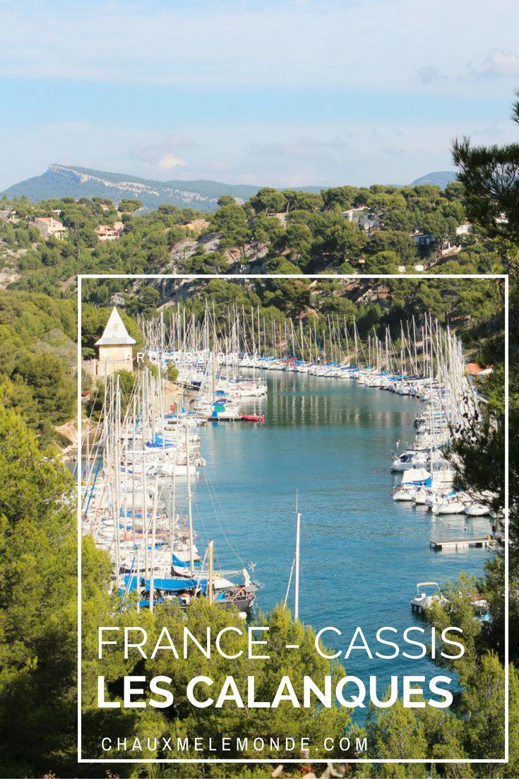 Visiter les calanques entre Cassis et Marseille - France