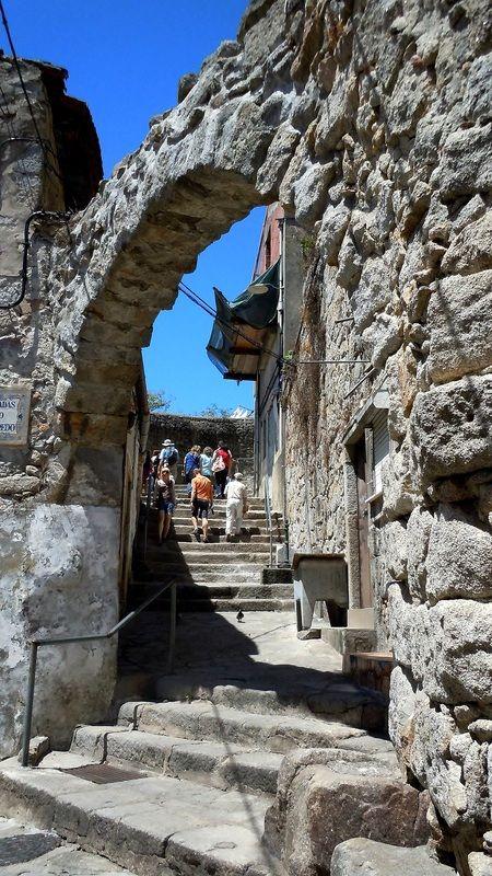 Escadas das Verdades, à Porto: dur!