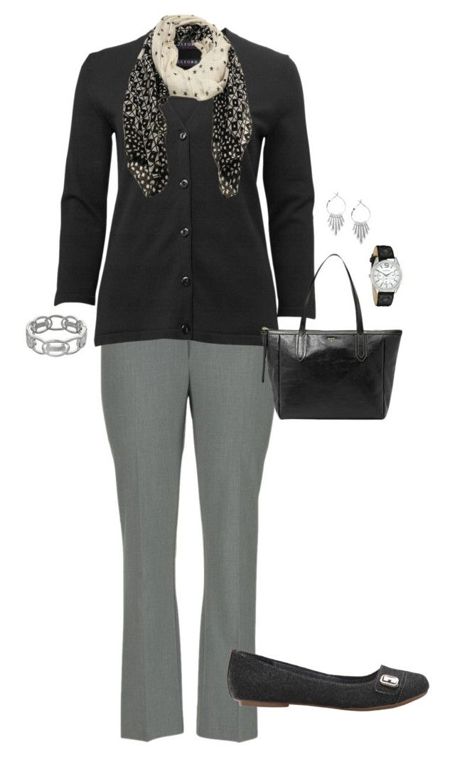 """""""Career Outfit, Plus Size"""" by jmc6115 on Polyvore featuring maurices, Dr. Scholl's, Napier, Geneva, WorkWear, Fall, plussize and careerwear"""