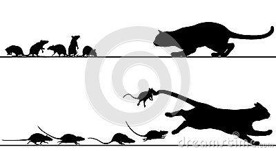 running cartoon rat - Google Search