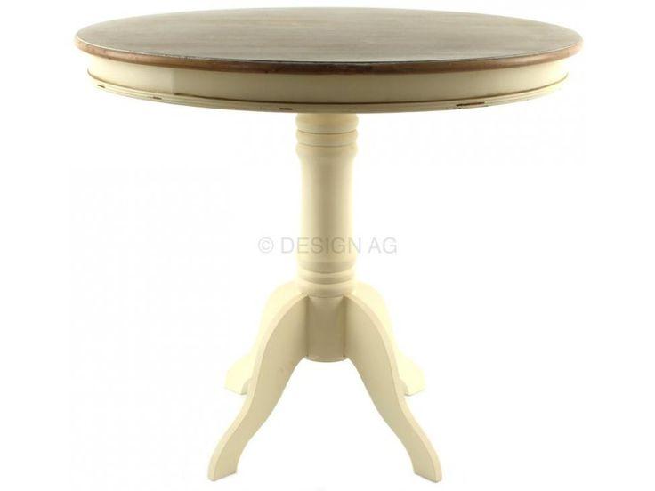 Stół Biały Waniliowy