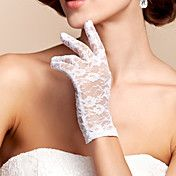 Lace Wrist Length Bridal Gloves (More Colors ... – KRW ₩ 3,292
