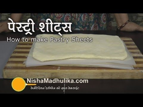 Veg aloo puffs pastry recipe/Indian vegetarian snacks ideas/pastries sheets recipes-letsbefoodie.com - YouTube