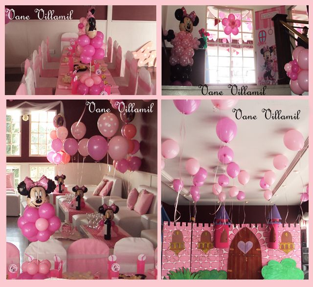 """MINNIE MOUSE PARTY"" 