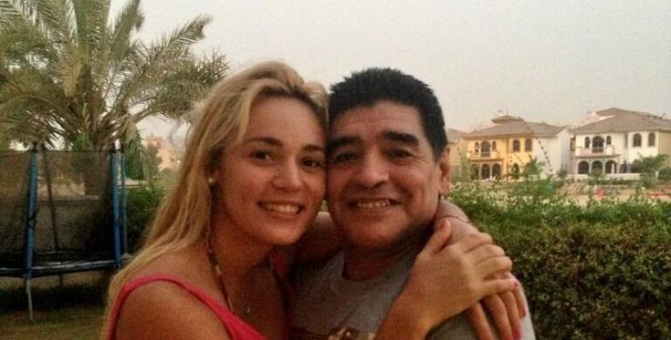 Diego Maradona holidays in Maldives